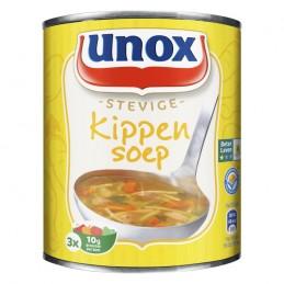 UNOX STEVIGE KIPPENSOEP 800...
