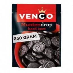 VENCO MUNTENDROP 250 GR.