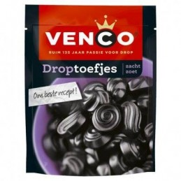 VENCO DROPTOEFJES 250 GR.