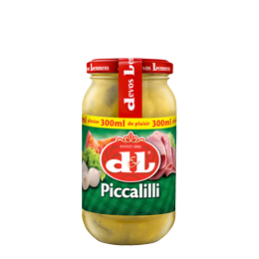 D&L PICCALILLY 300 ML.