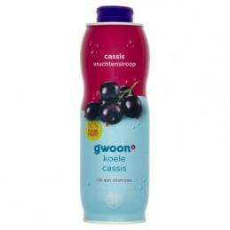 G'WOON SIROOP 80% FRUIT...