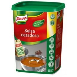 KNORR SALSA CAZADORA 720 GR.