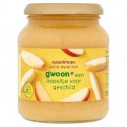 G'WOON APPELMOES EXTRA 360 GR.